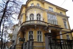 Сградата на Чехословашкия клуб